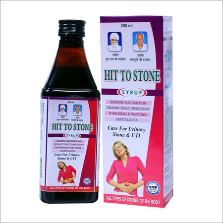 Urinary Stone Ayurvedic Syrup