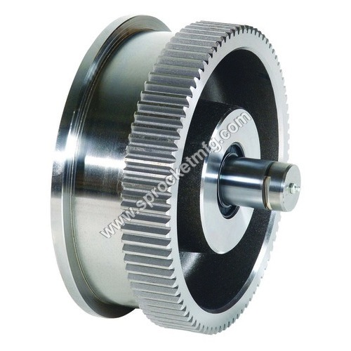 Crane Trolley Wheel