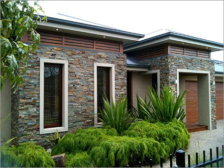 Green Rustic Decorative Stone Wall Tiles