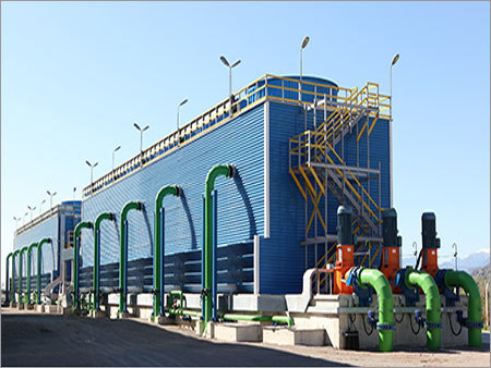FRP Cooling Tower