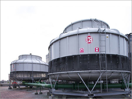 FRP Bot Type Cooling Tower