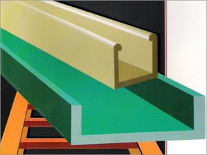 Industrial FRP Trays