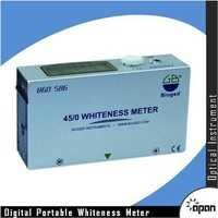 Portable Whiteness Meter