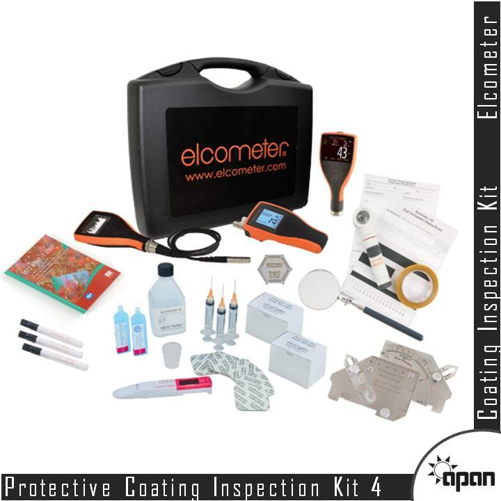Elcometer Protective Coating Inspection Kit 5