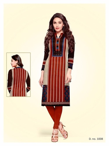 Cotton Kurti Latest Designer Collection