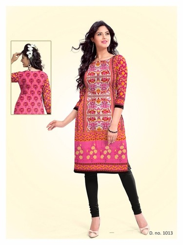 Kurti Unstitched Materials