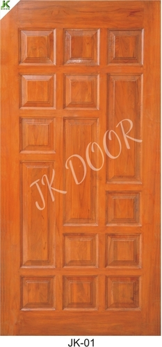 Solid Wood Timber Doors