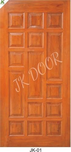 Solid Wood Timber Doors