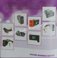 Hazard Warning Switch