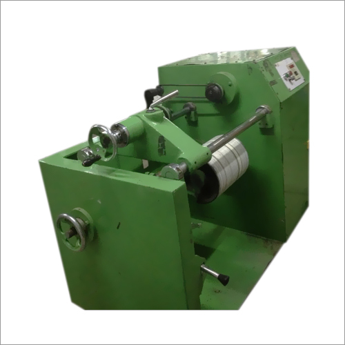 AC Sectional Warping Machine