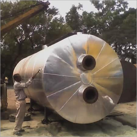 Insulated Bitumen Storage Tank