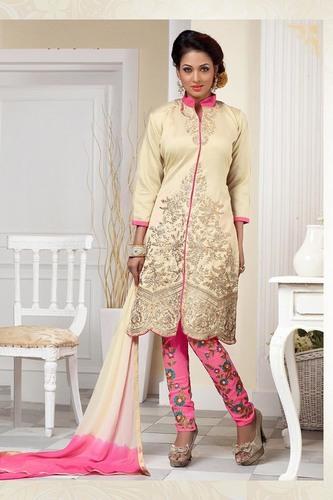 Stylish Designer Chudidar suit