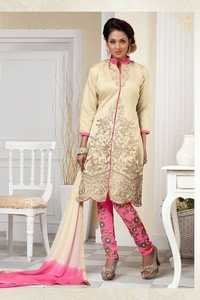 Stylish Designer Chudidar suit