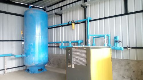 PPR PIPE FOR COMPRESSED AIR APPLICATION