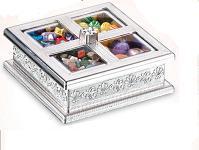 Transparent Dry Fruit Box