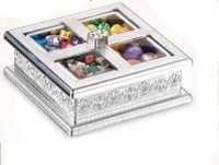 Transparent Dry Fruit Box