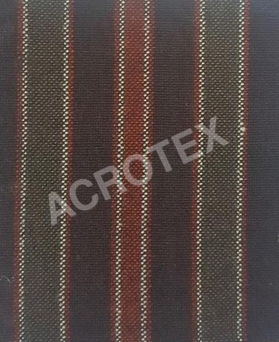Acrylic Cashmilon Stripe Fabric