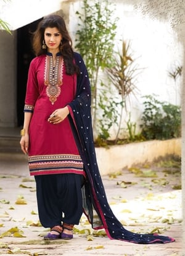 Cotton Panjabi Suit