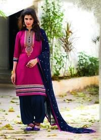 Cotton Panjabi Suit