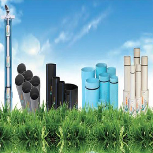 PVC Agri Pipes and Fittings