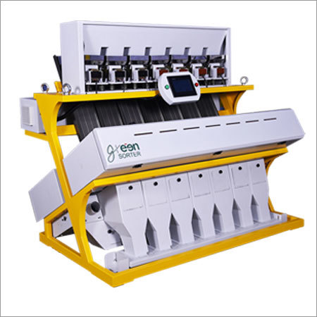 Raw Rice Sorting Machine