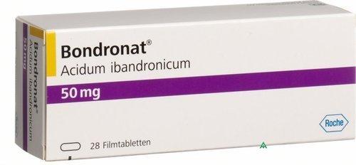 Bondronat 50mg Tablets