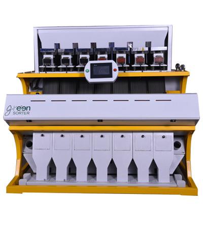 Rose Matta Rice Color Sorter Machine