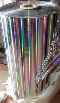 Polyester Film Holographic