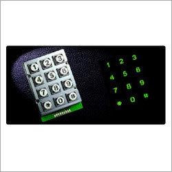 Backlit keypads