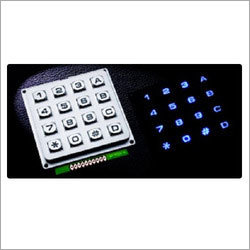 Led Backlit Keypad