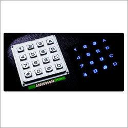 Led Backlit Keypad