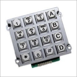 Waterproof Metal Keypads