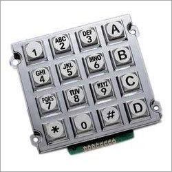 Waterproof Metal Keypads