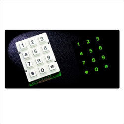 Backlight Metal Keypads
