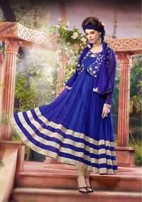 Traditional Anarkali Gown
