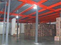 Industrial Mezzanine Floor Rack