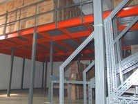 Modular Mezzanine Racks
