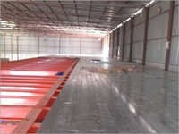 Modular Mezzanines rack