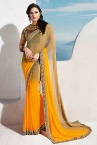 Designer Exclusive Sheded Saree