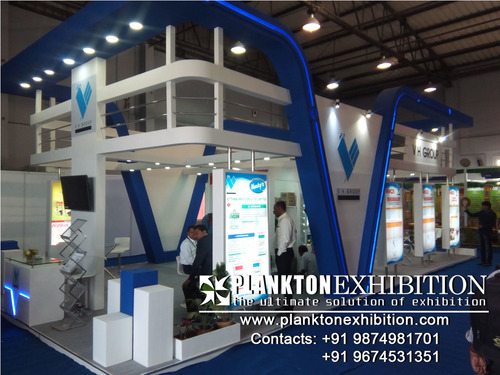 Customized exhibition stall