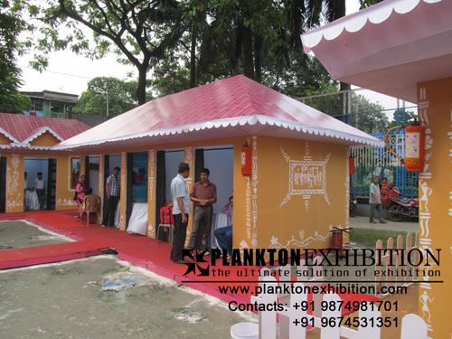 Pavilion Tent Design
