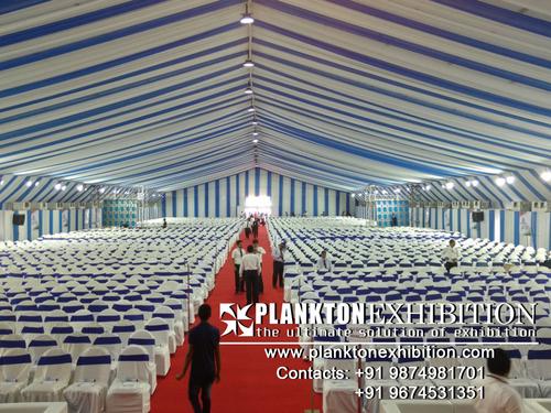 Exhibition Hall Interior Designing