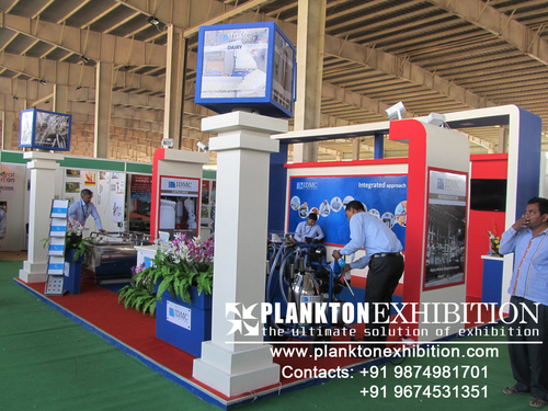 Exhibition Stall Decoration
