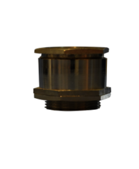 Single Compression Brass Gland