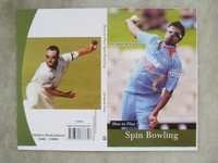 Spin Bowling Book