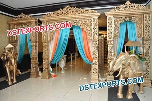 Wedding Jodha Akbar Welcome Gate