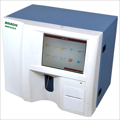 Hematology Analyzer Equipment