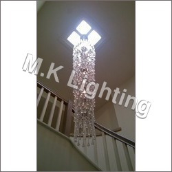 Staircase Chandeliers
