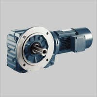 WK Series Helical Gear Spiral Bevel Gear Motor