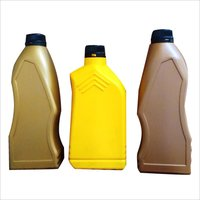 Lubricant Packaging bottle